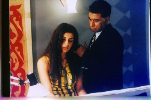 """Fotograma de la película """"Tierra de miedo"""" (Ard al-khwauf) del director Daoud Abd el-Sayed"""