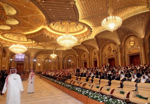 Vista general de la sesión de inauguración de la cumbre de la OPEP