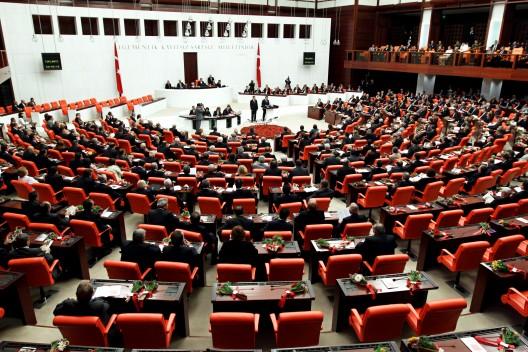 Vista general dela Gran Asamblea Nacionalturca