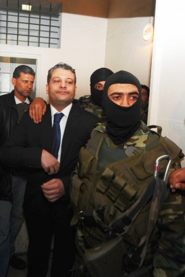 Imed Trabelsi, sobrino del expresidente Ben Ali