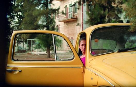"""Fotograma de la película """"La boda de Ranà"""" de Hani Abu Assad."""