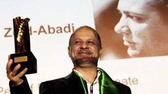 El periodista iraní Akbar Ganji recoge la Pluma de Oro de la Libertad 2010