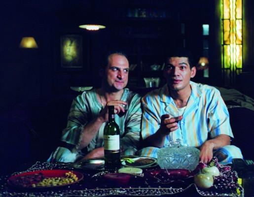 """Fotograma de la película """"El edificio Yacobián"""" basada en la obra homónima del escritor egipcio Alaa Al Aswany"""