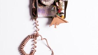 """Ipek Duben, """"Telephone 1993"""""""