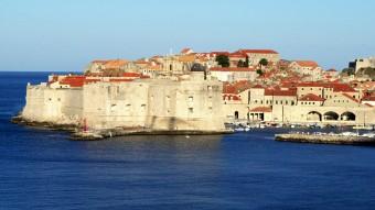 Imagen de la ciudad de Dubrovnik