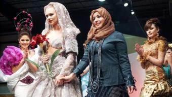 La diseñadora › kuwaití Nadia Bushehr